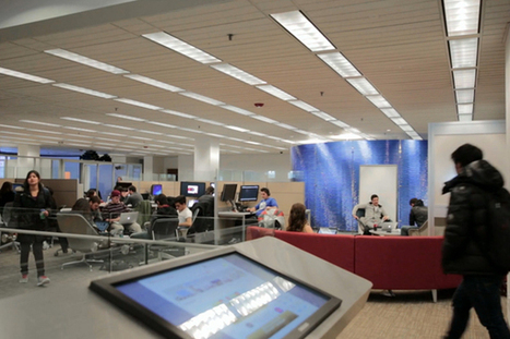 Northeastern to expand library's cutting-edge Digital MediaCommons | Libraries and education futures | Scoop.it