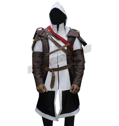 Assassins Creed 4 Edward Kenway Costume | Never Seen Before - Exclusive Collection | Scoop.it