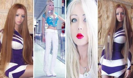 'Living Doll' Valeria Lukyanova Talks About Being A 'Human Barbie,' Internet Star And Astral Projection Teacher [PHOTOS] | Aspect 1 How plastic surgery affects patient lives | Scoop.it