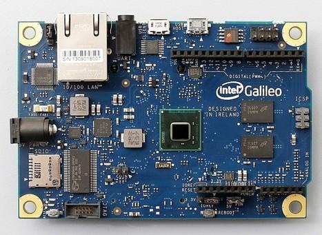 "Sorpresa, Intel lancia un'idea italiana: ""Galileo"", scheda basata su Arduino   Girando in rete...   Scoop.it"