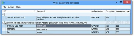 WiFi Password Revealer | Time to Learn | Scoop.it