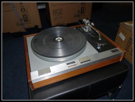 THORENS platine vinyle TD 125 avec bras SME 3009   audio video passion | accessoires-hifi | Scoop.it
