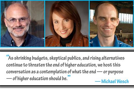 Open-learning Pioneers Take on Future of Higher Education   DML Hub   A Librarian's MOOC Scrapscoop   Scoop.it