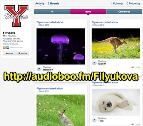3rd Graders Research Animals with 4 iPads, AudioBoo and PebbleGo | Third Grade Web Resources | Scoop.it