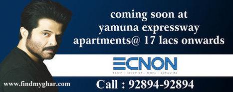 Ecnon Kings Court Studio Apartments Yamuna Expressway Greater Noida 9289492894   Real Estate   Scoop.it