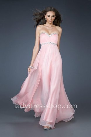 Strapless Cotton Candy La Femme 18253 Periwinkle Simply Long Prom Dresses [La Femme 18253] - $169.00 : Ladys Dresses | Dresses Cheap for Lady | prom dress | Scoop.it