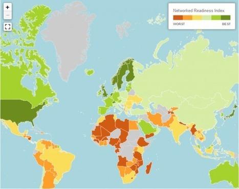 Les pays peinent toujours à intégrer les TIC à leur politique gouvernementale | L'Atelier : Accelerating Business | Emploi - formation | Scoop.it