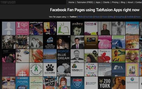 Tabfusion: Lleva tu contenido de Pinterest a tus fanpage de Facebook | VIM | Scoop.it