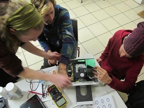 « Restart Project » : réparer les appareils électroniques plutôt que de les jeter ! | Repair Café - Revue de presse | Scoop.it