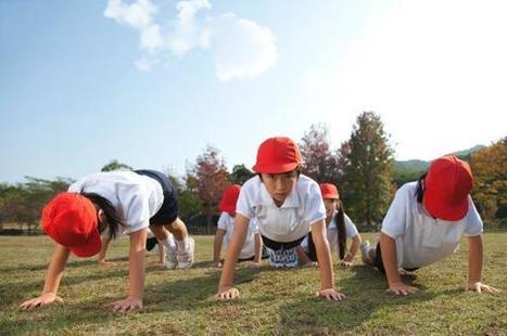 Physical Education in American Schools is Getting Lapped | Physical Education & Fitness | Scoop.it