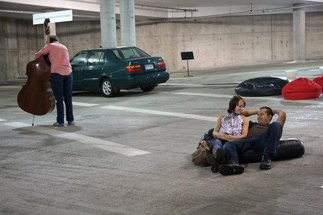 Music for Parking Garages | Chris Kallmyer | DESARTSONNANTS - CRÉATION SONORE ET ENVIRONNEMENT - ENVIRONMENTAL SOUND ART - PAYSAGES ET ECOLOGIE SONORE | Scoop.it