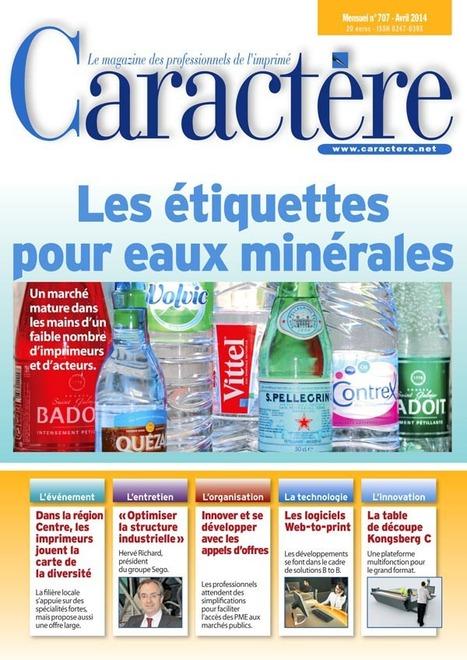 Caractère n° 707 - aVRIL 2014 | Revue de presse du CDI - lycée professionnel Emile Zola à Hennebont | Scoop.it