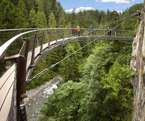 Exciting Things to Do in Vancouver | Capilano Suspension Bridge Park | Travel | Scoop.it