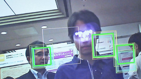 Goggles Block Facial Recognition Algorithms | Real Estate Plus+ Daily News | Scoop.it