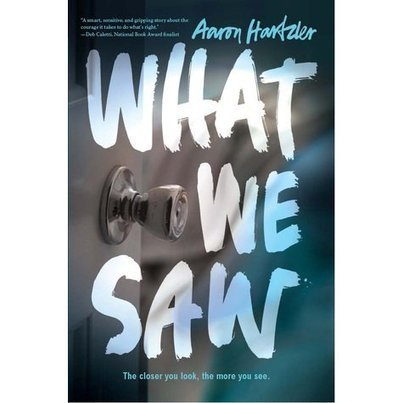 a review of What We Saw | Young Adult Novels | Scoop.it