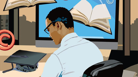 Academics lose out to online study | eLearningKorean | Scoop.it