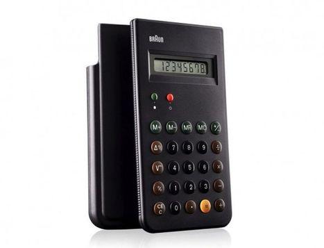 La calculadora Braun ET66 regresa al mercado - Gizmos | calculadoras | Scoop.it