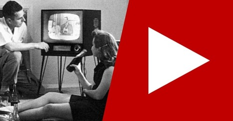 Survey: YouTube More Popular Than Live TV | Social Media, SEO, Mobile, Digital Marketing | Scoop.it