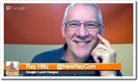 The Basics for Enjoying Google+ Hangouts | Google Plus Resources | Scoop.it