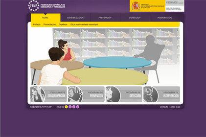 Actualizada la web de sensibilización y prevención de violencia de género dirigida a los Consejos Escolares | Red Social Glocal | Scoop.it