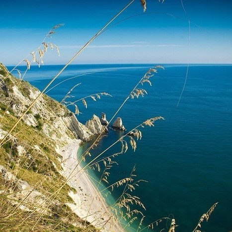 Spiaggia delle due sorelle, Ancona among The Most Beautiful Beaches of Italy | Hideaway Le Marche | Scoop.it