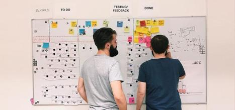 Scrum vs. Kanban: How to combine the best of both methods with Scrumban | Architecture logicielle | Scoop.it