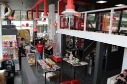 Repenser les lieux culturels : l'exemple du Manga-Café de Paris | Ouvrir les yeux | Scoop.it