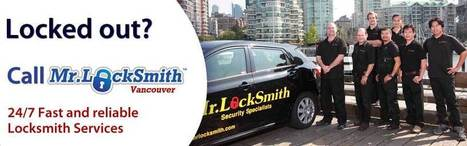 Locked Out Solutions - Mr. Locksmith Vancouver | Locks And Locksmiths | Scoop.it