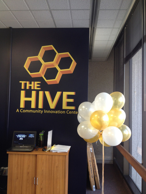Makerspace Tour: The HIVE | PLNs for ALL | Scoop.it