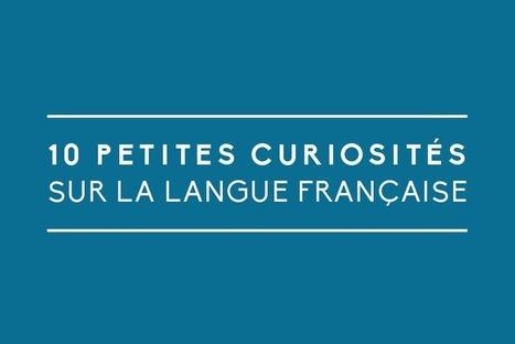 Infographie - Semaine de la langue française - Les Petits Frenchies | Mes coups de cœur FLE | Scoop.it