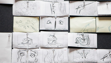 How to Create Great Storyboards for Advertising and Music Videos   Digital filmaking   Scoop.it