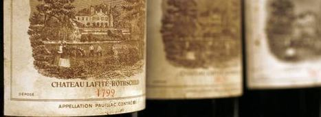 The Spectacular Rise and Fall of 2008 Chateau Lafite Rothschild | Vitabella Wine Daily Gossip | Scoop.it
