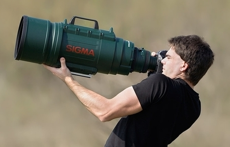 Sigma 300mm & 400mm f/2.8 OS and 500mm & 600mm f/4 OS Prime lenses to be announced in 2014 | HDSLR | Scoop.it