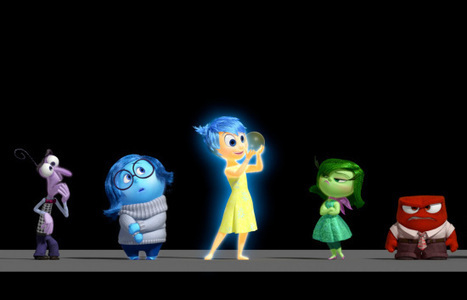 Pixar Previews Plot Details of Inside Out | Stories - an experience for your audience - | Scoop.it