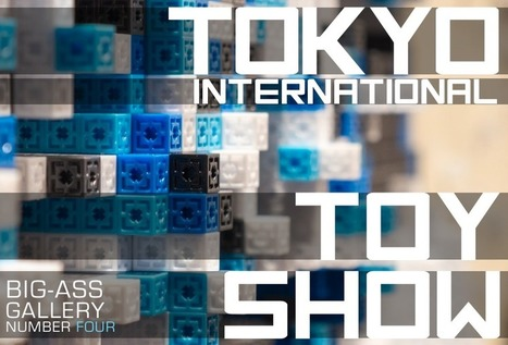 BIG-ASS GALLERY #1 - 2014 Tokyo International Toy Show [WEEKEND REARVIEWS] | Heron | Scoop.it