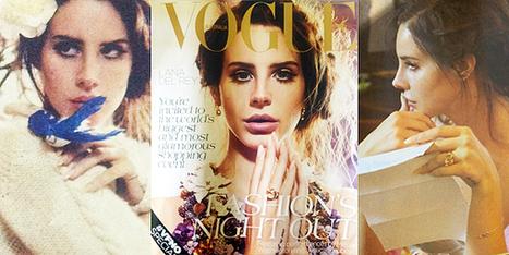 "First Photos – Lana Del Rey covers Australian ""Vogue"" Magazine ... | Lana Del Rey - Lizzy Grant | Scoop.it"