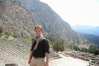 Revisiting Delphi, the center of the ancient world - Kathimerini | Classics at WinColl | Scoop.it