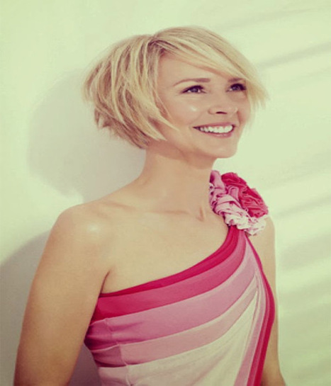 2014 short hair with bangs | Zquotes | Hairstyles 2014 | Scoop.it