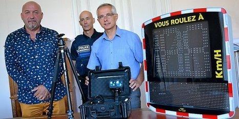 Des routes qui passent sous haute surveillance à Millau | Radar Pédagogique | Scoop.it