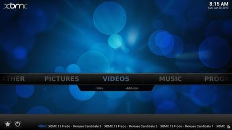 Raspbmc hits 1.0: Turns a $35 Raspberry Pi into a media center PC ... | Raspberry Pi | Scoop.it