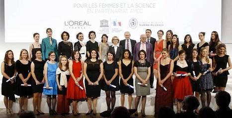 Quatre lauréates de l'Université Lyon1 récompensées par le prix L'Oréal-UNESCO 2013 - Mission égalité | égalité femmes-hommes | Scoop.it