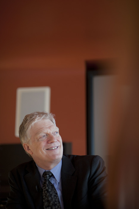 Dumbo Feather - Sir Ken Robinson is an Education Reformer   A New Society, a new education!   Scoop.it