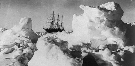 Why Shipwrecks in Antarctica Are Well-Preserved | DiverSync | Scoop.it