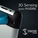 Structure Sensor 3D Scanner Works with New iPad Air and iPad Mini - 3D Printing Industry | 3D & CAD | Scoop.it