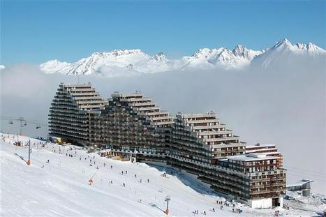 La Plagne : ils rêvaient de la ville à la montagne | Marketing des stations de ski | Scoop.it