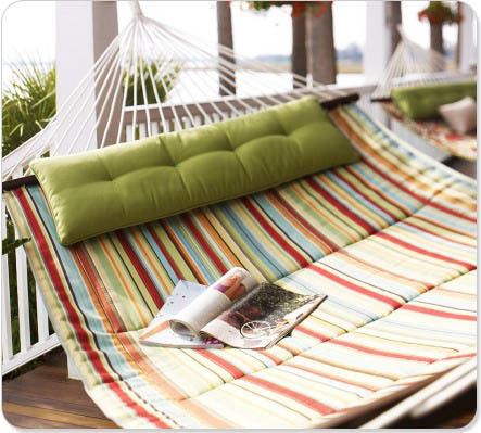shelterrific » Blog Archive » everything you wanted to know about hammocks (but were afraid to ask)!   Garden Designer   Scoop.it
