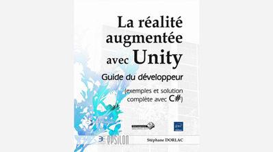 Livre la réalité augmentée avec Unity | 3D Library | Scoop.it