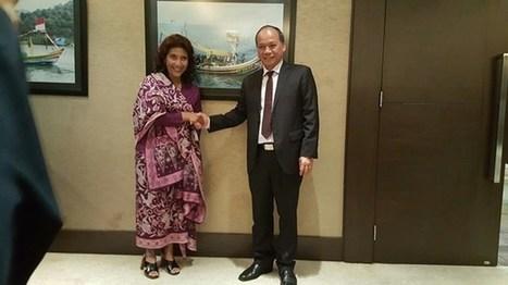 Vietnam, Indonesia boost cooperation in fisheries - News VietNamNet | Aquaculture Directory | Scoop.it