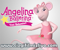 Angelina Ballerina Çizgi Filmi izle | Çizgi Film izle | Scoop.it