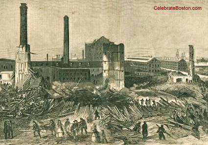 Colapsos estructurales históricos 6: El desastre de Pemberton Mills. Año 1860 | Rehabilitación y Patología en Construcción | Scoop.it